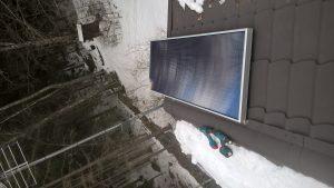 Solarventi SK14 asennus katolle kosteus kuivumistesti @Home_VOC Oy