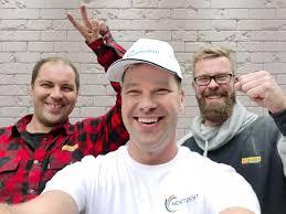 Northvent remonttipiiskuri Perttu suosittelee Home VOC Oy