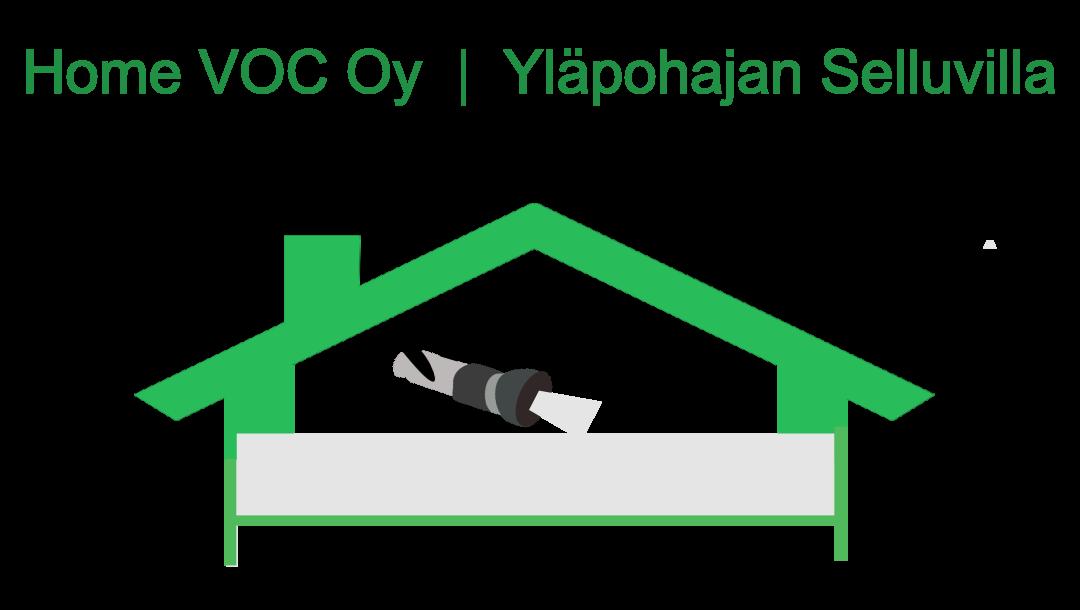 Home VOC Oy Selluvilla Ilmanvaihto