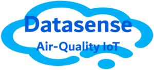 IAQ Air Quality IOT cloud NB-iot Datasense @HomeVOC